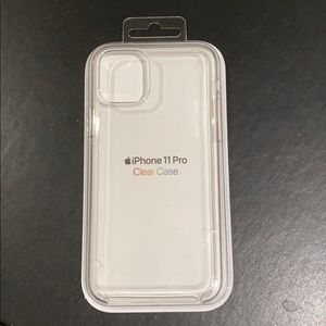 iPhone 11 Pro Clear Case, NWT